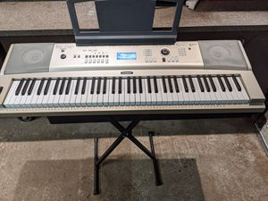 Yamaha YPG-235 keyboard for Sale in Bristol, CT
