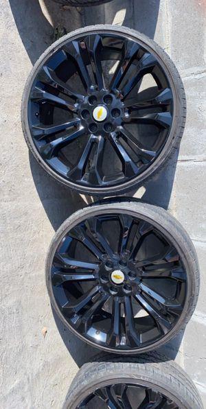 Silverado 24s for Sale in Fresno, CA