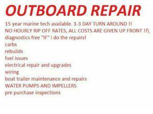 Outboard kicker trolling! for Sale in Olympia, WA