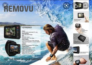 Removu r1 waterproof wi-fi live viewer for gopro for Sale in Palisades Park, NJ