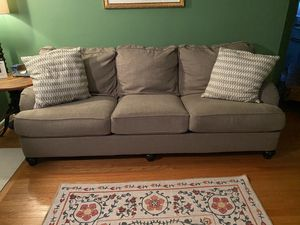 Couch and Oversized Chair for Sale in Frederick, MD