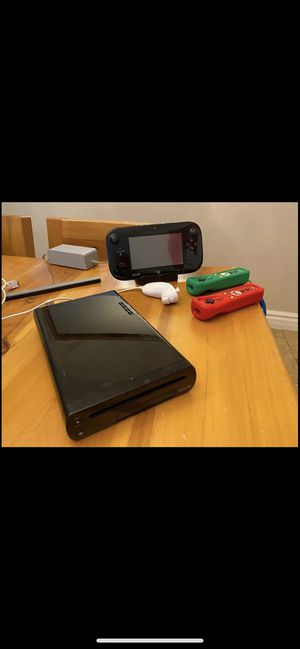 Modded Nintendo Wii U for Sale in Tolleson, AZ