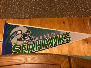 Vintage Seattle Seahawks Penit for Sale in Snoqualmie, WA