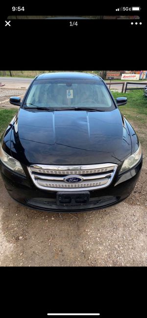 2010 Ford Taurus for Sale in Texas City, TX
