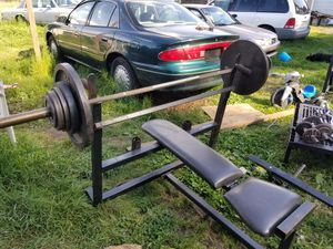 Weight bench for Sale in Seattle, WA