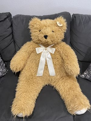 Vermont teddy bear worlds softest teddy bear for Sale in San Diego, CA