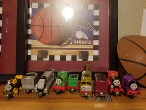 Thomas the Train & Friends Metal Diecast Magnetic Cars for Sale in Pflugerville, TX