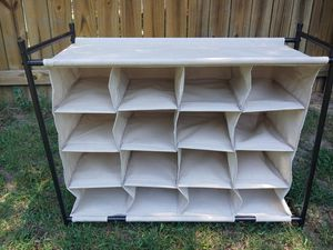 2 shoe organizers for Sale in Wendell, NC