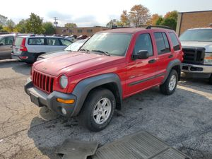 2004 Jeep Liberty for parts for Sale in Elk Grove Village, IL