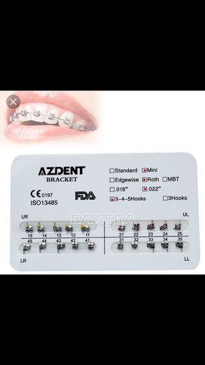 Braces + installation for Sale in Irving, TX