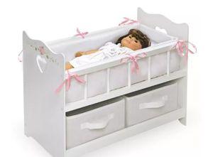 Doll crib for Sale in Jurupa Valley, CA