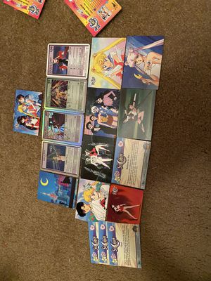 Sailor Moon Archival Trading Cards/CCG Game Promo for Sale in Meriden, CT
