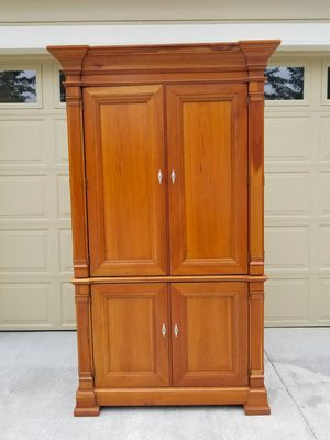 Entertainment Armoire for Sale in Olympia, WA