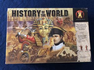 History of the World Game for Sale in Maple Valley, WA