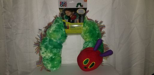 The Hungry Caterpillar neck support pillow for Sale in Saint Petersburg,  FL