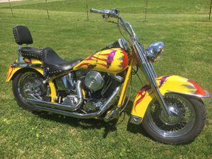 2000 Custom Build Harley Softail for Sale in Rockvale, TN