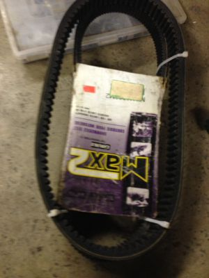 Snowmobile belt for Sale in Lawrence, MA