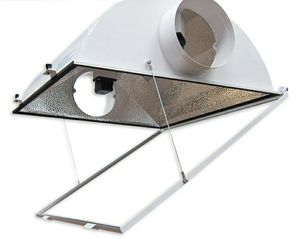 Grow light hood vented hydroponic for Sale in Miami, FL