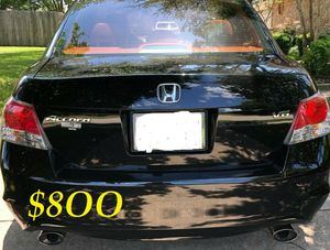 ✅✅📗URGENT $8OO I sell my family car 2OO9 Honda Accord Sedan EX-L Runs and drives very smooth.Clean title!!✅✅📗 for Sale in Detroit, MI