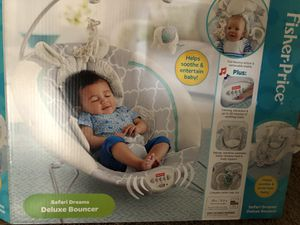 Swing and bouncer set for Sale in Duncanville, TX