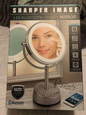 Led Bluetooth vanity mirror for Sale in Irving, TX