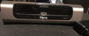 I home docking station / Bluetooth speaker for Sale in Lakewood, CO