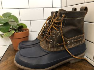 Sperry Duck Boots | Men Size 8 for Sale in Chicago, IL