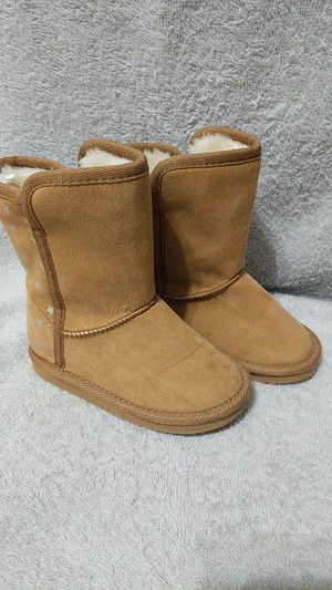 Size 7 toddler boots for Sale in Wellford, SC
