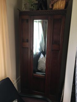 Antique armoire for Sale in San Francisco,  CA