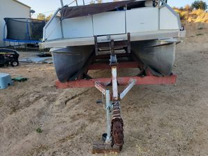 Pontoon Boat for Sale in Aguanga, CA