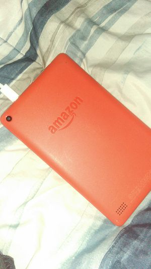 Amazon Kindle fire tablet good condition for Sale in Fair Oaks, CA