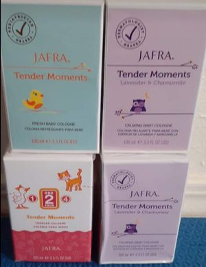 #BABY TENDER MOMENTS JAFRA for Sale in Buena Park, CA