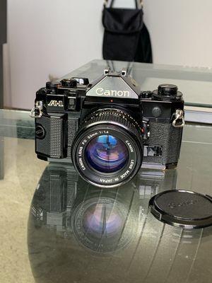 Canon A1 Film Camera for Sale in Santa Monica, CA