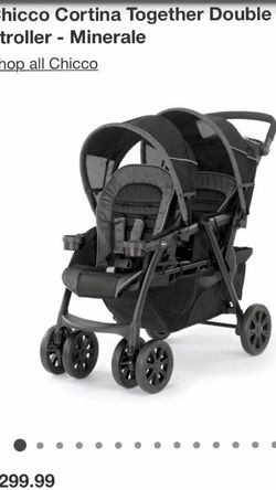 Double Seated Stroller for Sale in Visalia,  CA