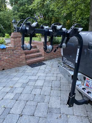 Yakima Hitch mounted 3 Bike Rack for Sale in Millersville, MD