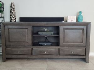 Large TV Stand for Sale in Richmond, TX