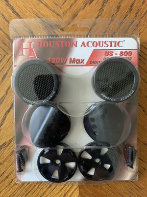 FireStorm Speakers (New) for Sale in French Camp, CA
