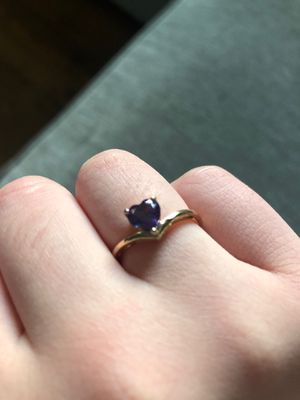 Purple Ring for Sale in Silver Spring, MD