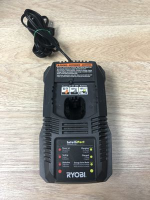 Genuine Ryobi (P118) Intelliport Technology ONE Power Tool Battery Charger for Sale in Oakland, CA