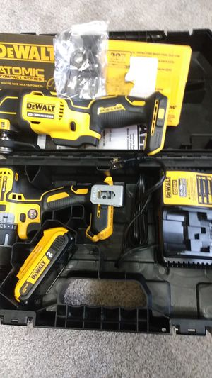 DeWalt drill/driver and multitool brand new for Sale in Portland, OR
