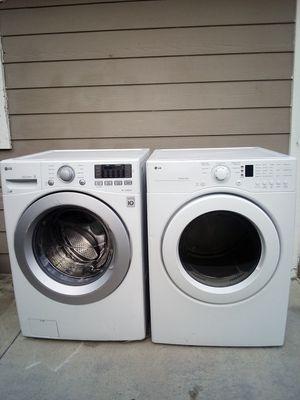 Washer & Dryer LG for Sale in Salt Lake City, UT