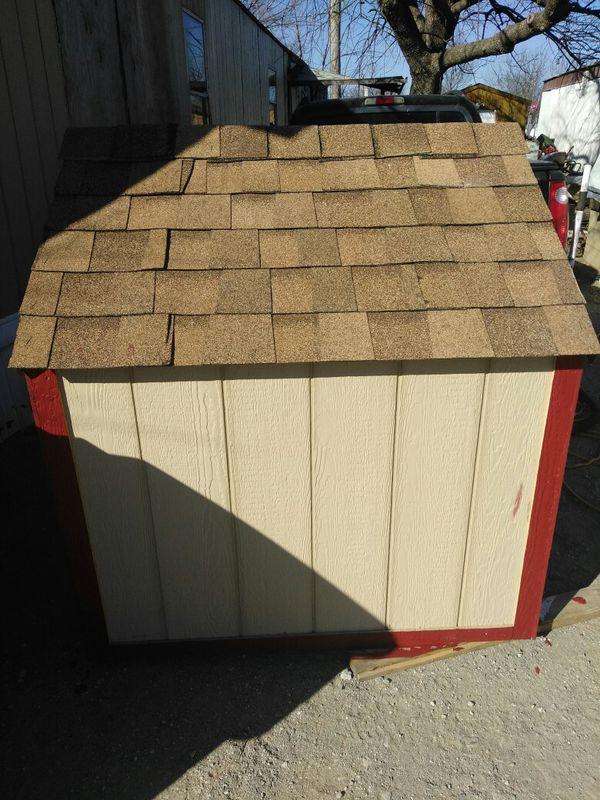 Big dog house