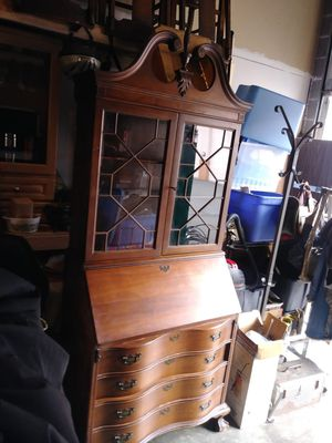 Antique Hutch/Desk Dropleaf for Sale in University Place, WA