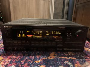 UNTESTED Pioneer Audio Stereo Receiver VSX-9500S for Sale in Bellevue, WA