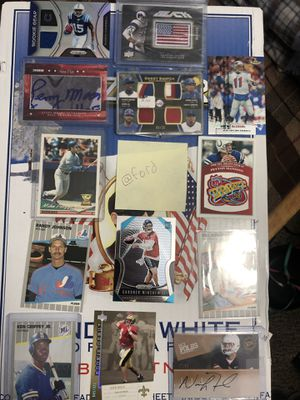 Football/Baseball Card Lot for Sale in Downingtown, PA