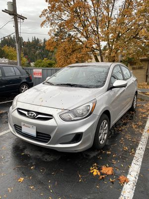 Hyundai Accent GLS 2012 for Sale in Bellevue, WA