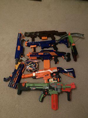Nerf toys for Sale in Fredericksburg, VA