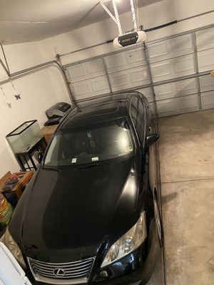 2008 Lexus ES350 - well maintained - Loaded - flexible offer - garage kept for Sale in Plainfield, IL