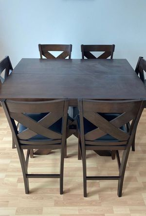 DINING TABLE 6-Seater for Sale in MONTGOMRY VLG, MD