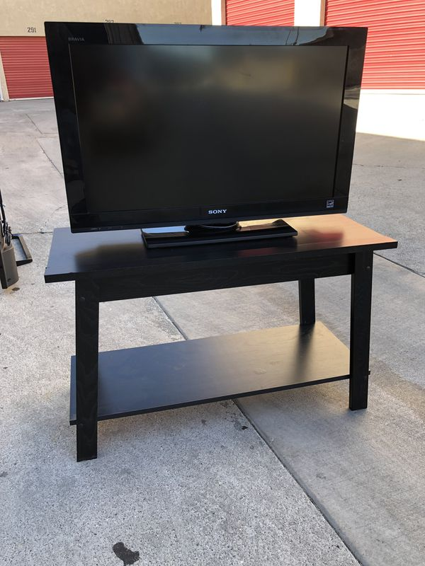 32 inch Sony TV & Stand